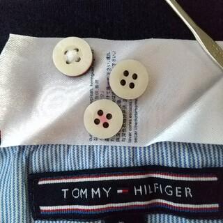 トミーヒルフィガー(TOMMY HILFIGER)のトミーヒルフィガー ボタン 3個(その他)