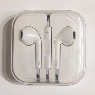 Apple - 正規品 iPhone イヤフォン