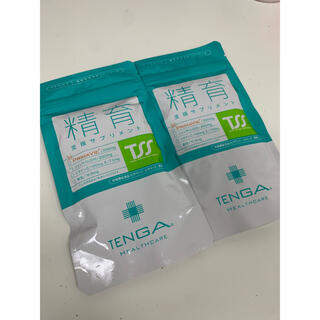 Tenga 精育サプリメント 2袋セット 新品未開封(その他)