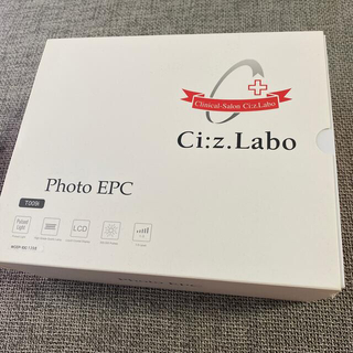 Dr.Ci Labo - シーズラボ 美顔器 脱毛器 フォトEPC 使用あり