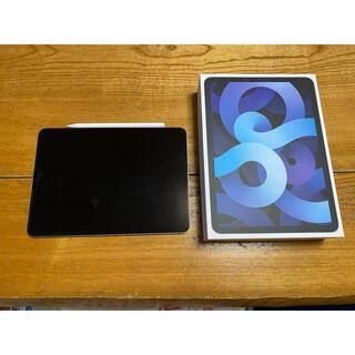 Apple - Apple iPad Air 4 64GB スカイブルー  ペンシル付き