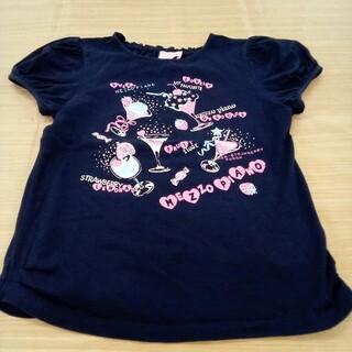 メゾピアノジュニア(mezzo piano junior)のメゾピアノ 140cm 半袖 Tシャツ 02MN06131511(Tシャツ/カットソー)