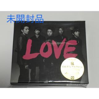 アラシ(嵐)の希少 値段交渉OK 嵐 LOVE 初回限定盤(ポップス/ロック(邦楽))