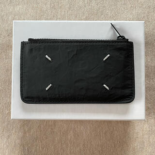 Maison Martin Margiela - 21SS新品 メゾン マルジェラ カードケース 小銭入れ 財布 皺加工 メンズ