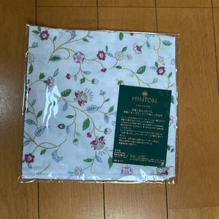 MINTON - 未使用品 MINTON ミントン ガーゼハンカチ 日本製