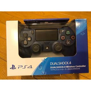 プレイステーション4(PlayStation4)の美品!! 動作確認済み 純正 DUALSHOCK4 コントローラー PS4⑦(家庭用ゲーム機本体)