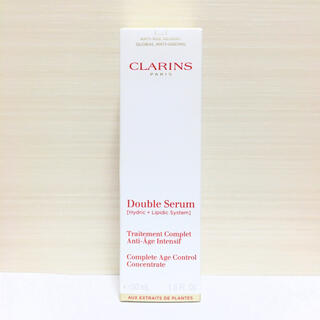 CLARINS - ☆【CLARINS】ダブルセーラムEX