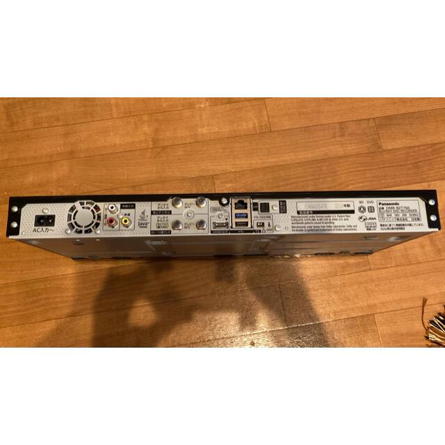Panasonic(パナソニック)のPanasonic ブルーレイレコーダー DIGA DMR-BZT760-K スマホ/家電/カメラのテレビ/映像機器(ブルーレイレコーダー)の商品写真