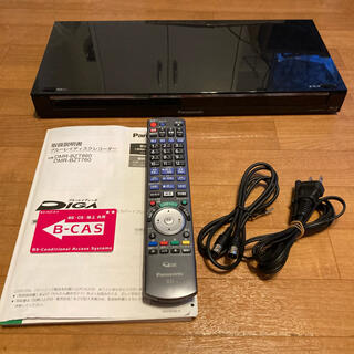 Panasonic - Panasonic ブルーレイレコーダー DIGA DMR-BZT760-K
