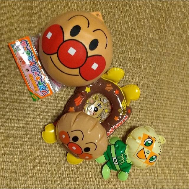 アンパンマン(アンパンマン)のアンパンマンソフトキャンディボール 他 エンタメ/ホビーのおもちゃ/ぬいぐるみ(キャラクターグッズ)の商品写真