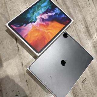 iPad - SIMフリー☆美品 iPad Pro 4 128GB  スペースグレイ