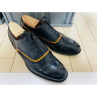 プラダ(PRADA)のWHF WEBER HODEL FEDER レザー ビジネス シューズ 革靴(ドレス/ビジネス)
