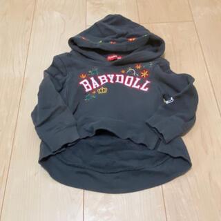 ベビードール(BABYDOLL)のBABYDOLL♡トレーナー♡パーカー♡80(トレーナー)