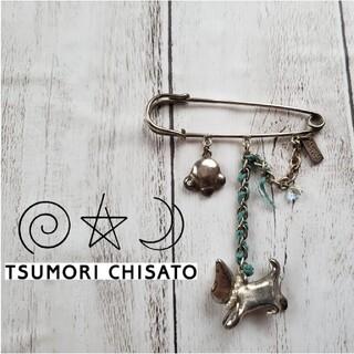TSUMORI CHISATO - ◆TSUMORI CHISATO◆シルバー猫モチーフピン