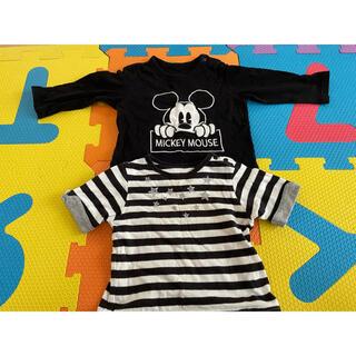 ユニクロ(UNIQLO)のユニクロ 二枚(Tシャツ)