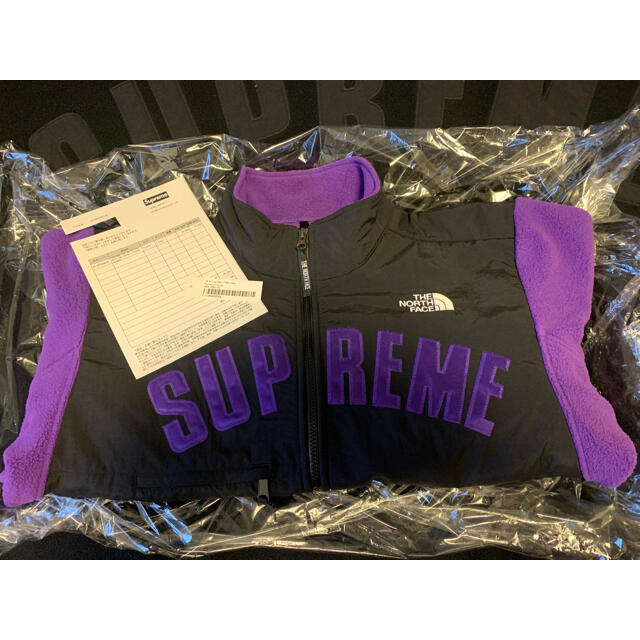 Supreme(シュプリーム)の中古 Supreme The North Face Fleece Jacket メンズのジャケット/アウター(ブルゾン)の商品写真