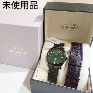 Vivienne Westwood - 未使用❇️Vivienne Westwood アナログ腕時計   2wayベルト