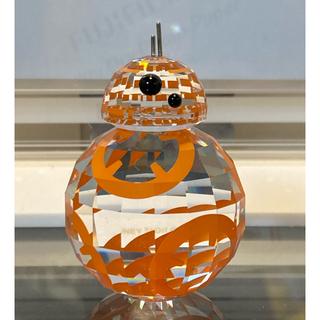 スワロフスキー(SWAROVSKI)のスワロフスキー ディズニー スターウォーズ   BB-8(置物)