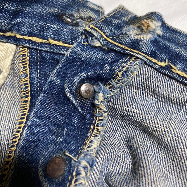 Levi's(リーバイス)の片面 40s リーバイス501XX 47モデル前期 オリジナル ビンテージ  メンズのパンツ(デニム/ジーンズ)の商品写真