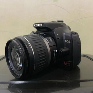 キヤノン(Canon)のおくら様専用 EOS kiss digital x レンズセット(デジタル一眼)
