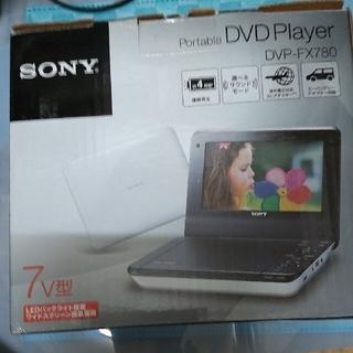 SONY - SONY DVDプレーヤ―  DVP-FX780