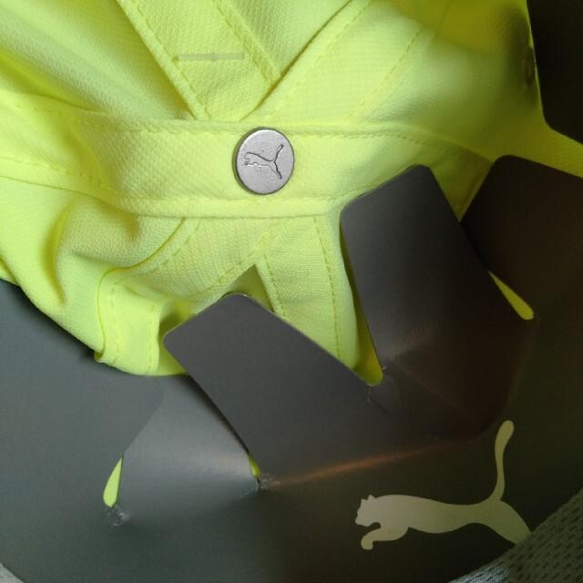 PUMA(プーマ)のプーマ PUMA ランニングキャップ ゴルフ サッカー 57cm-60cm  スポーツ/アウトドアのランニング(ウェア)の商品写真