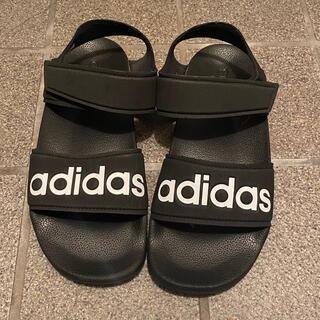 adidas - 【 美品 】アディダス サンダル【 24センチ 】
