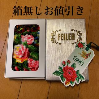 FEILER - 未使用品 フェイラー   ミニタオル 25cm×25cm