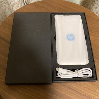 ヒューレットパッカード(HP)のhp モバイルバッテリー(バッテリー/充電器)