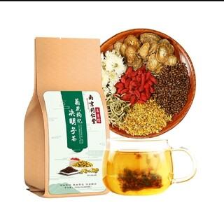 健康茶 南京同仁堂 菊花枸杞决明子茶(健康茶)