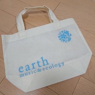 アースミュージックアンドエコロジー(earth music & ecology)のearth music & ecology  アース SHOPバッグ(エコバッグ)