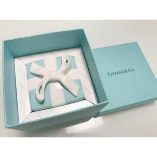 ティファニー(Tiffany & Co.)のティファニー ボウボックス ボックス 小物入れ(小物入れ)