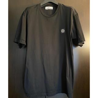 STONE ISLAND - ストーンアイランド Tシャツ 半袖 クルーネック  STONE ISLAND