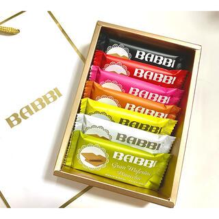 BABBI  バビ グランワッフェリーニ セット 7枚入(菓子/デザート)