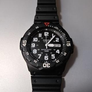 カシオ(CASIO)のCASIO MRW-200H チープカシオ チプカシ メンズ 腕時計 ジャンク(腕時計(アナログ))