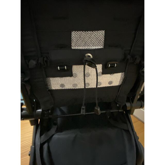 Aprica(アップリカ)のアップリカ ラグーナデュアル ベビーカー キッズ/ベビー/マタニティの外出/移動用品(ベビーカー/バギー)の商品写真
