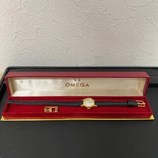 OMEGA - OMEGA オメガ デビル レディース 腕時計 750 K18