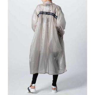 ダブルスタンダードクロージング(DOUBLE STANDARD CLOTHING)のダブルスタンダード / シースルータフタコート(ロングコート)