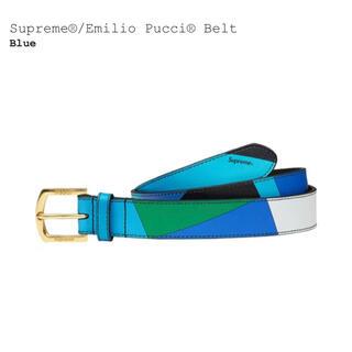 Supreme - Supreme  Emilio Pucci belt S/M