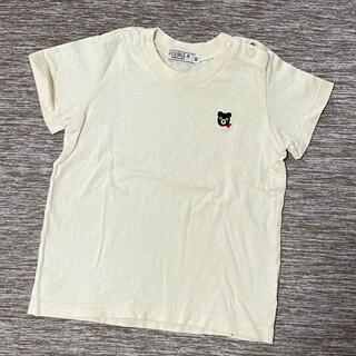 ダブルビー(DOUBLE.B)のダブルビー Tシャツ 半袖 80 mikihouse double.b(Tシャツ)