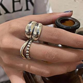 ロンハーマン(Ron Herman)の【セット売り】シェルウェーブシルバーリング silver925 (リング(指輪))