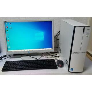 NEC - NEC デスクトップPC Windows10 エクセル ワード DVDマルチ