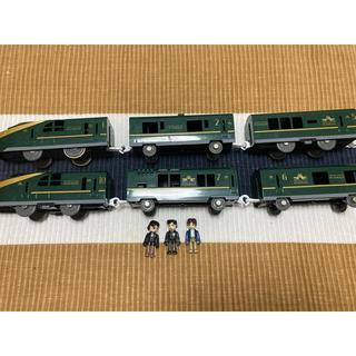 タカラトミー(Takara Tomy)のプラレール 瑞風 タカラトミー(電車のおもちゃ/車)