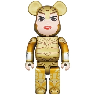 メディコムトイ(MEDICOM TOY)のBE@RBRICK WONDER WOMAN GOLDEN ARMOR 400%(フィギュア)