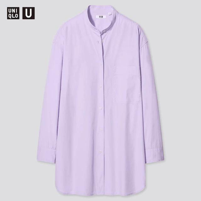 UNIQLO(ユニクロ)の♡オーバーサイズシャツ♡ レディースのトップス(シャツ/ブラウス(長袖/七分))の商品写真