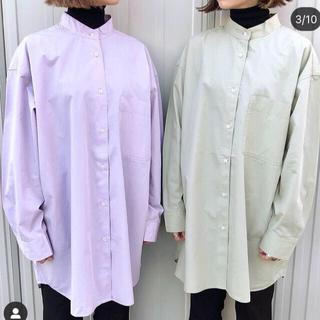 ユニクロ(UNIQLO)の♡オーバーサイズシャツ♡(シャツ/ブラウス(長袖/七分))