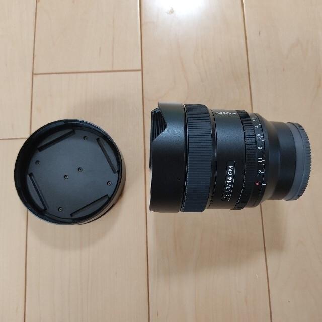 SONY(ソニー)のpon様 専用 FE 14mm F1.8 GM SEL14F18GM スマホ/家電/カメラのカメラ(レンズ(単焦点))の商品写真