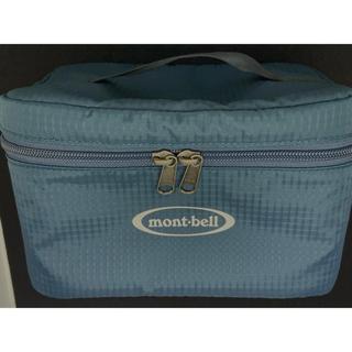 モンベル(mont bell)のmont-bell クーラーボックス 4.0L ネイビー(その他)