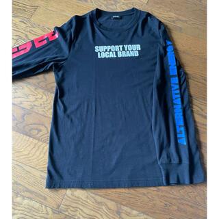 ディーゼル(DIESEL)のDIESELのロンT(Tシャツ/カットソー(七分/長袖))