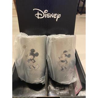 Disney - 【新品未使用品】ミッキーミニーステンレスタンブラー